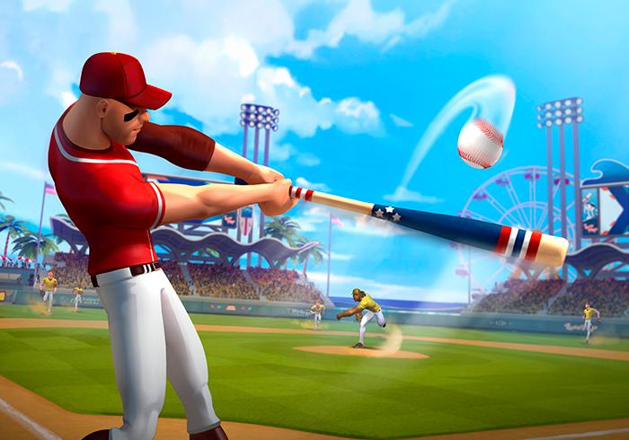 Apple Arcade Baseball Game