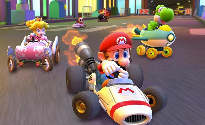 Mario Kart Nintendo