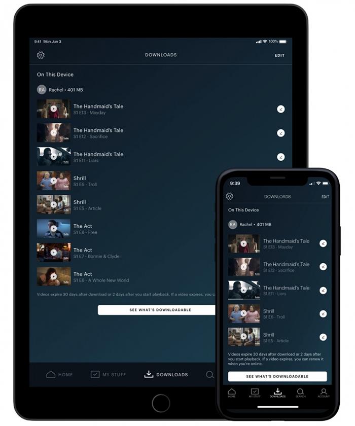 Hulu para iOS