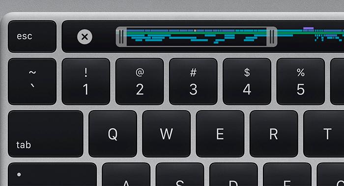 Teclado nuevo MacBook Pro 2019