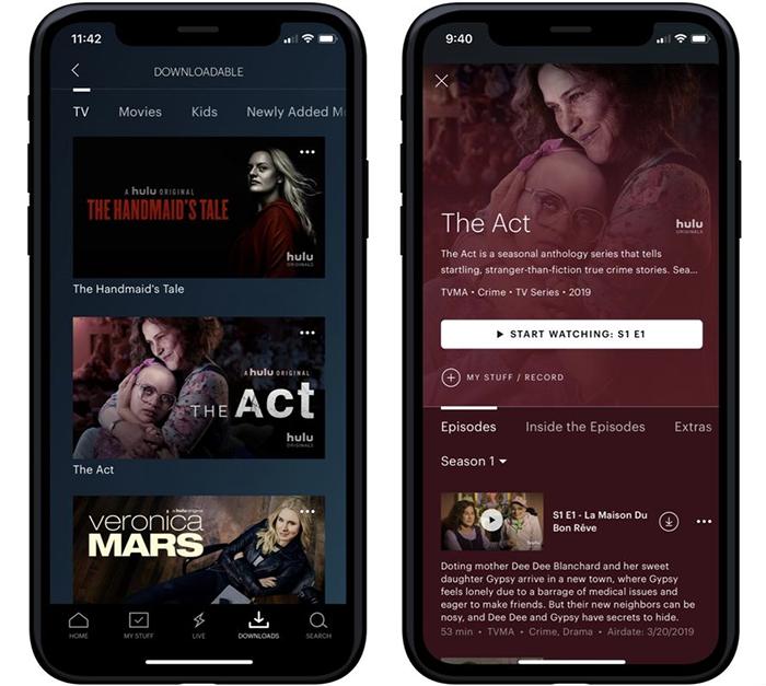 App Hulu