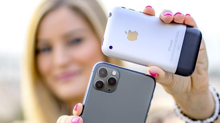 Del iPhone 1 al iPhone 11