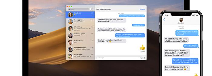 Cómo forzar a iMessage a sincronizarse con iCloud en el Mac
