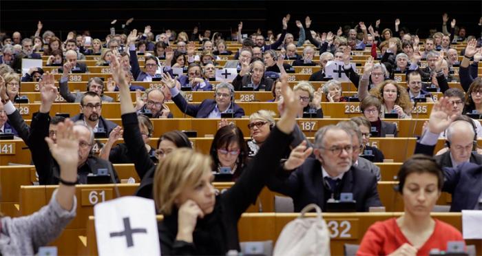 eurodiputados