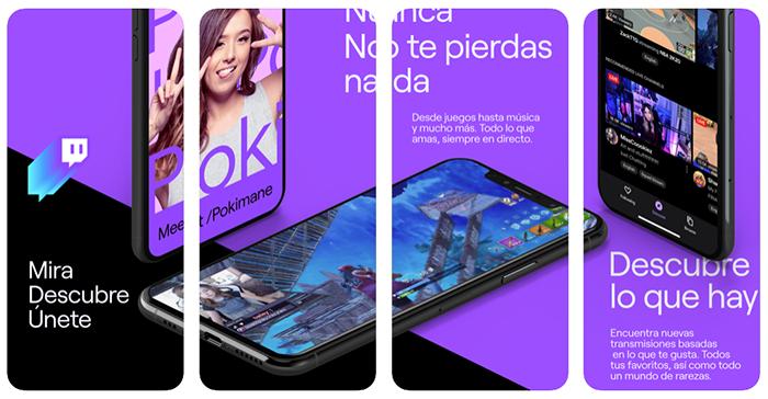Twitch iOS