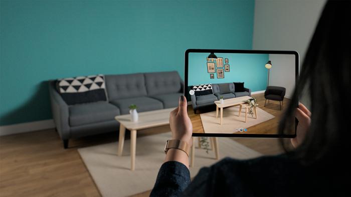 iPad Pro 2020 AR