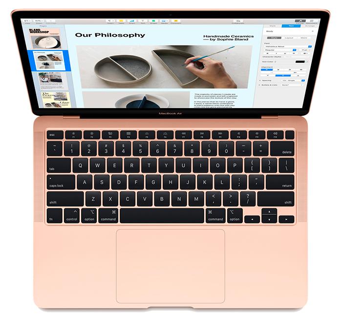 MacBook Air 2020 Rosa