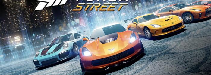 Ya tenemos fecha de lanzamiento de Forza Street para iOS