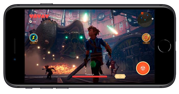 Apple Arcade nuevo iPhone