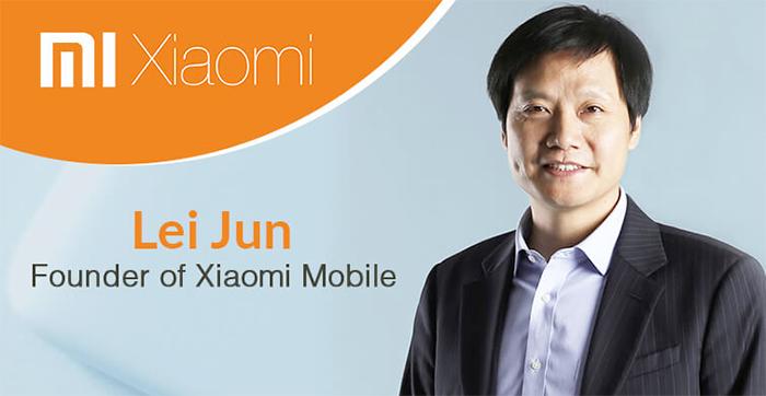 CEO Xiaomi