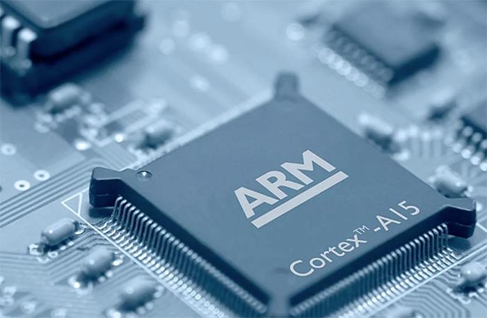 ARM Procesador