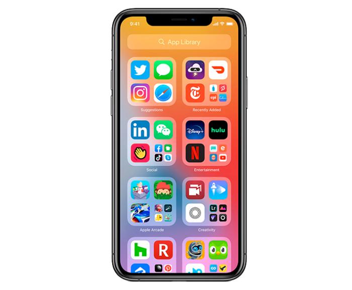 iOS 14 Apps