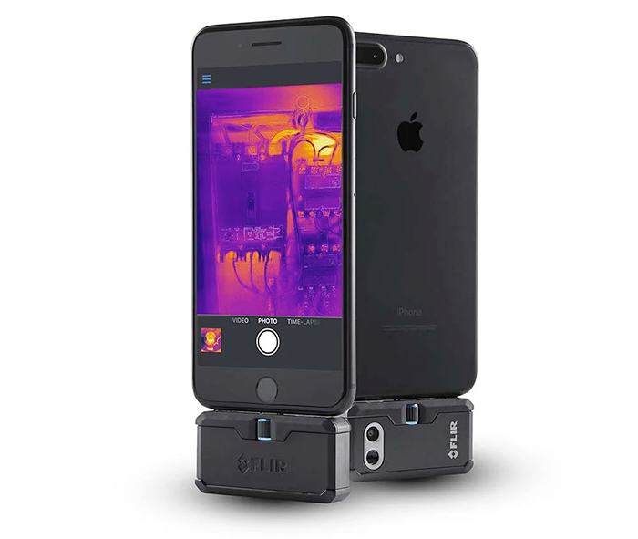 FLIR One Pro iPhone