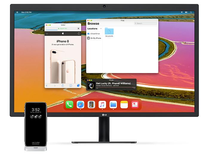 Apple podría añadir un modo de experiencia de escritorio en el iPhone