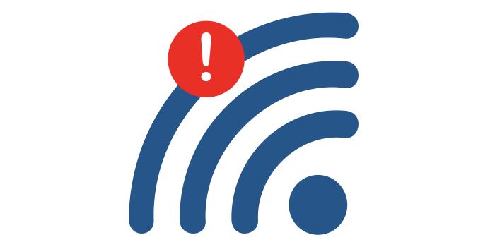 Fallo Wi-Fi