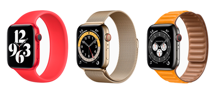 Colores Apple™ Watch