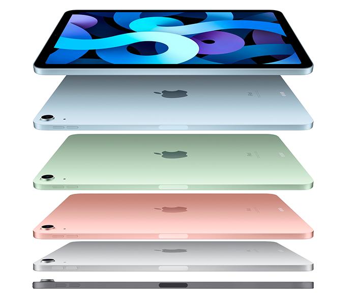 Colores iPad Air 4
