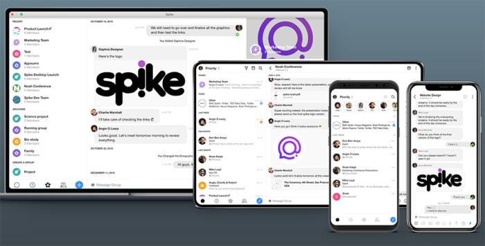Spike Mail
