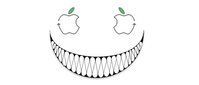 Apple Evil