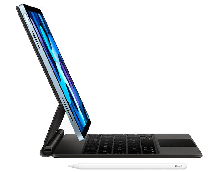 iPad Air 2020 con teclado
