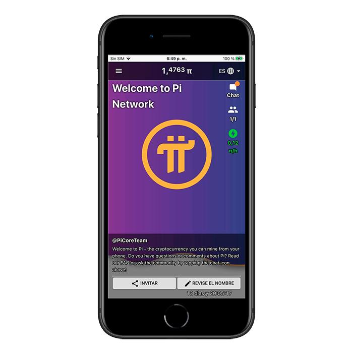 Pi Network iOS