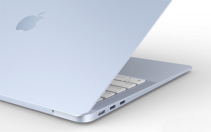 MacBook Air Blue