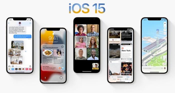 WWDC21 iOS 15