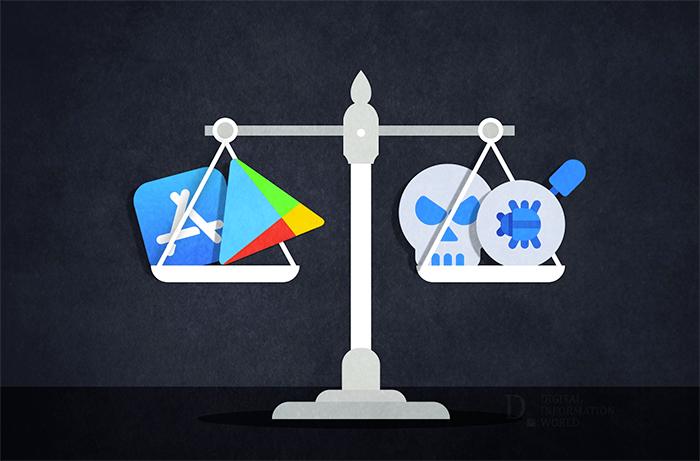 Malware en tiendas de apps