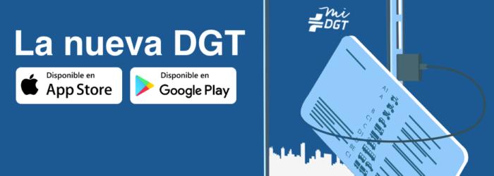 Con miDGT puedes llevar tu licencia de conducir en tu iPhone
