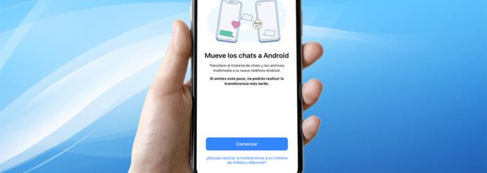 WhatsApp permitirá pasar los chats de iPhone a Android