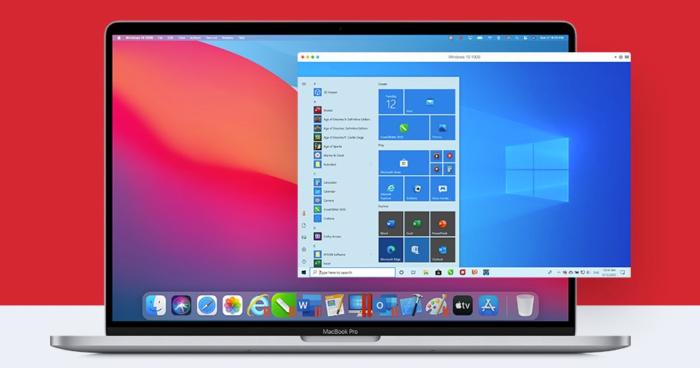 Windows 11 en Mac con Parallels